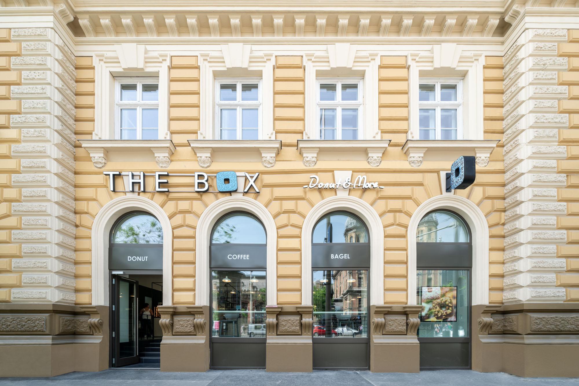 The Box Danut üzletfotózás - Hlinka Zsolt
